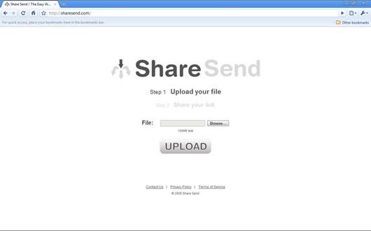 ShareSend