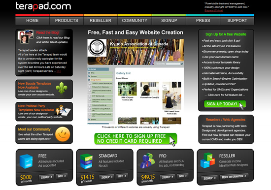 23个必须看的免费博客平台-第13张图片-小蜜蜂主机博客