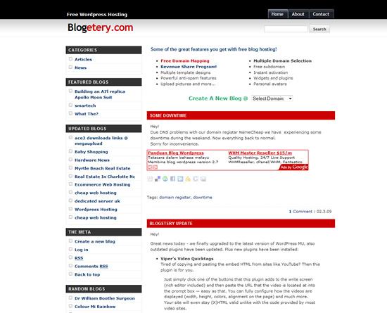 Blogetery