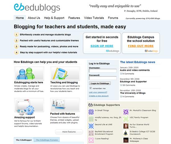 23个必须看的免费博客平台-第23张图片-小蜜蜂主机博客