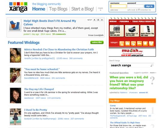 23个必须看的免费博客平台-第5张图片-小蜜蜂主机博客