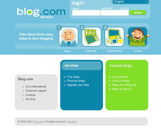 23个必须看的免费博客平台-第8张图片-小蜜蜂主机博客