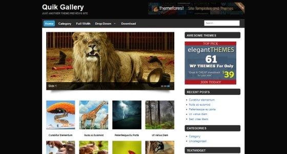 Quik Gallery