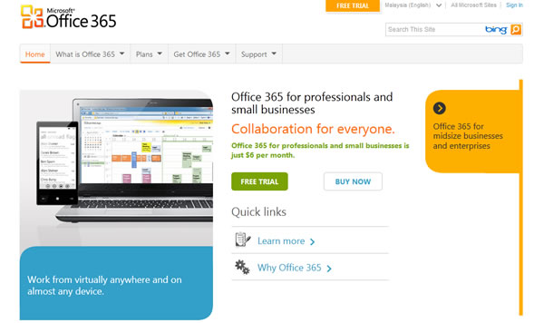 MS 365 Email