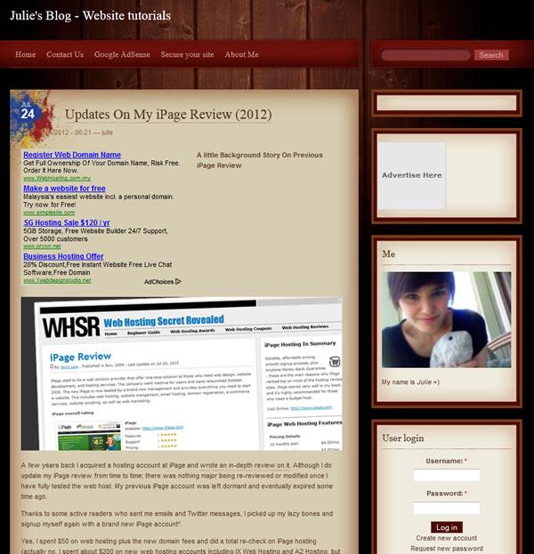 Scrappers blog