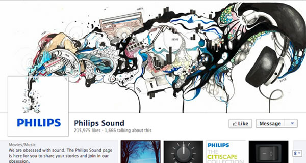 Philips Sound Screenshot