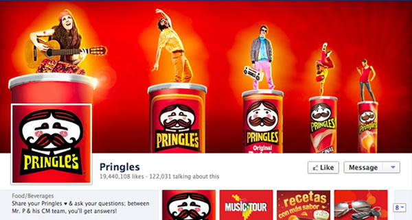 Pringles Screenshot