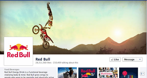 Red Bull Screenshot