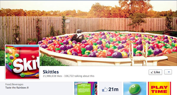 Skittles Screenshot