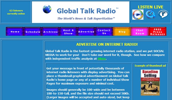 How Internet Radio Can Increase Your Site's Traffic | WHSR