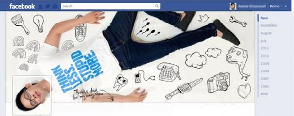 Dòng thời gian FaceBook