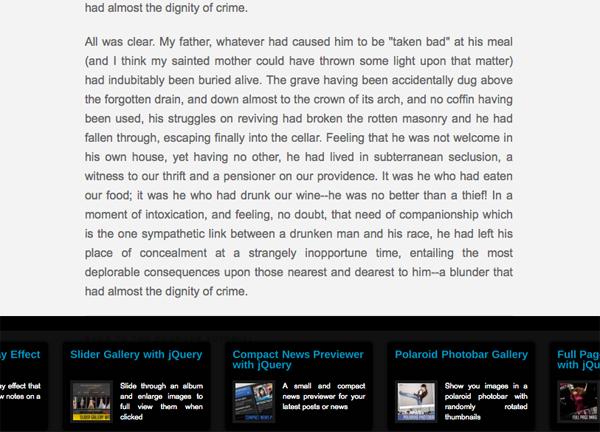 jQuery Tutorials Roundup
