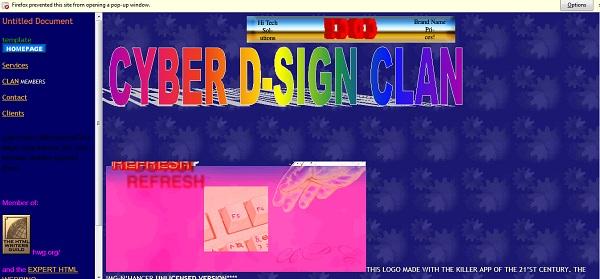 Κακά παραδείγματα σχεδιασμού