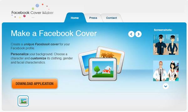 Facebook Make Cover