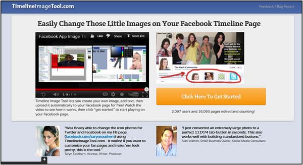 Facebook Timeline Tips