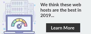 WHSR Highlights: Best web hosting in 2019.