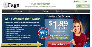 Best iPage Hosting Review