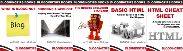 BloggingTips Books