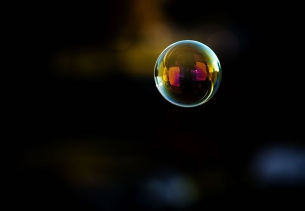 Pragtige Bubble