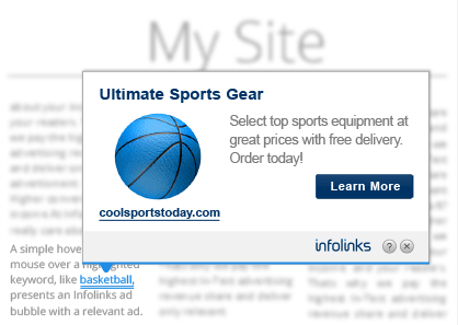 In-Text Advertising