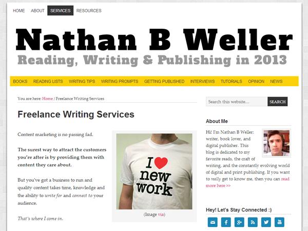 Nathan B Weller