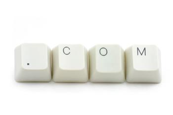 ,com domain names