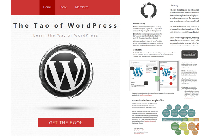 tao dari wordpress