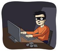 content thief