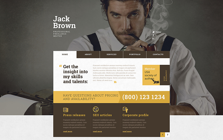 personal sites_jack brown