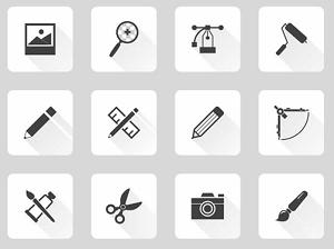captura de pantalla de iconos