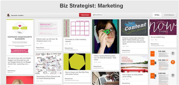 biz strategy