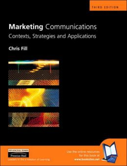 Comunicaciones de marketing de Chris Fill - Contextos, estrategias y aplicaciones