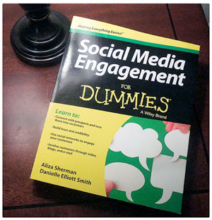 review - social media for dummies