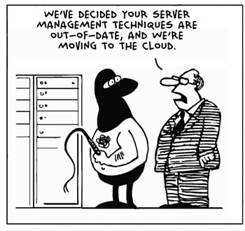 comic server management