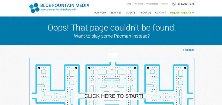 blue fountain media 404