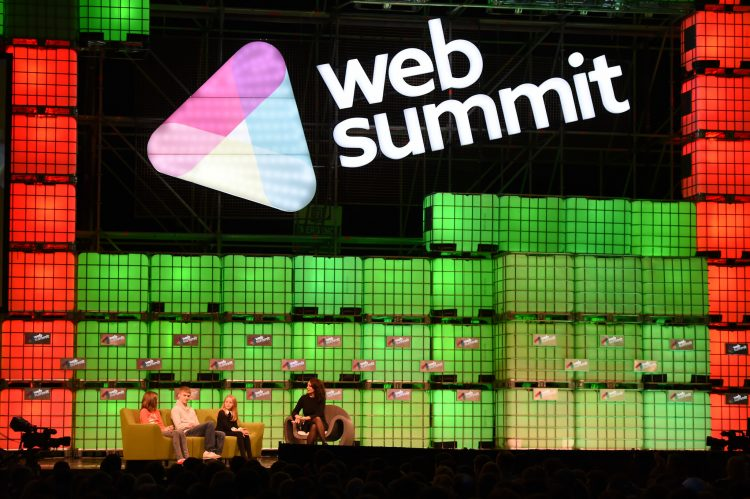 Web Summit 2014 - main stage