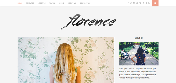 Florence - Just another WordPress site