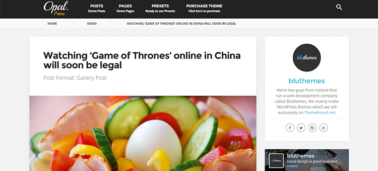 Watching 'Game of Thrones' online in China will soon be legal - Opal - Prime