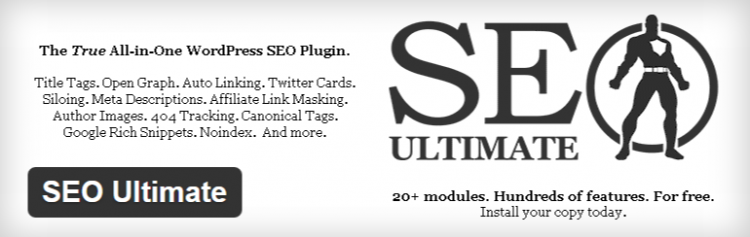 WordPress › SEO Ultimate « WordPress Plugins