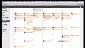 co-schedule