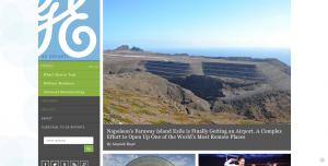 Изображения в блоге GE Reports красивы и интересны.