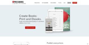 使用Pressbooks等工具快速创建博客中的电子书。