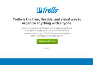 使用Trello节省时间并保持团队的整洁。