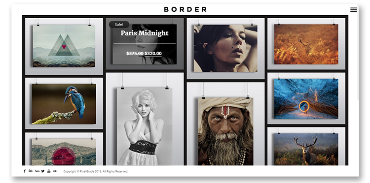 Products Archive - Border
