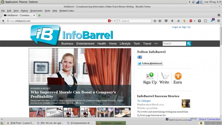 InfoBarrel.com