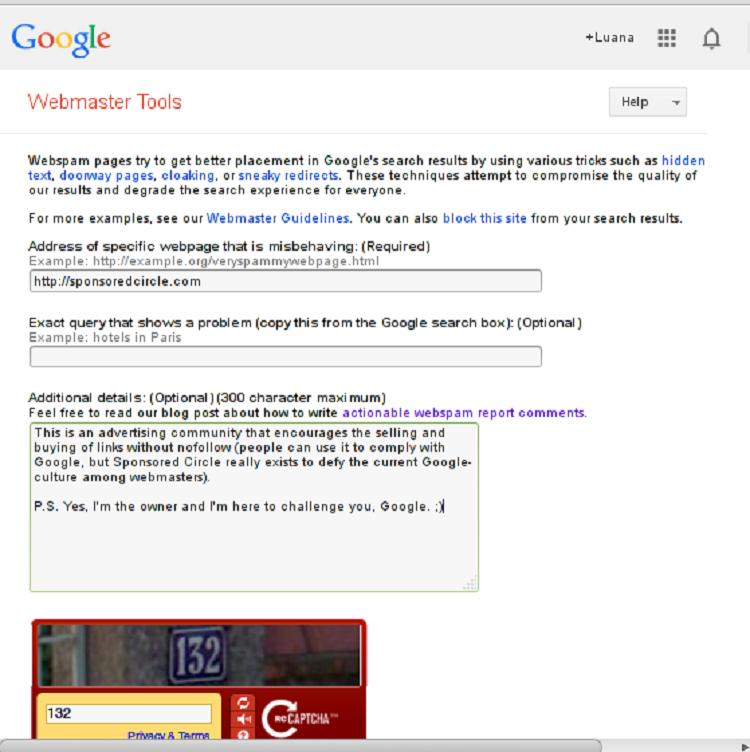 changamoto ya google