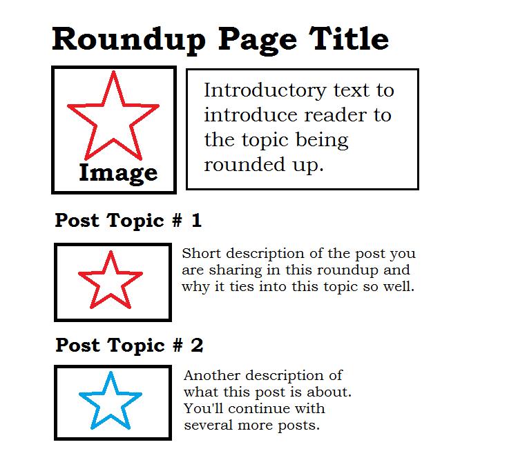 образец страницы округления