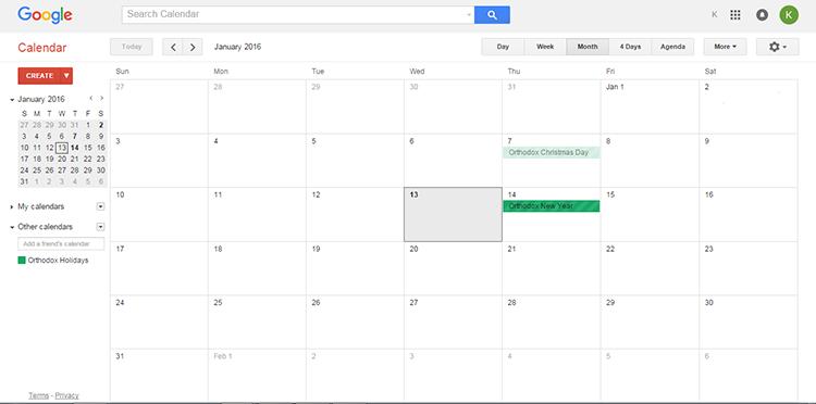 11 iliyoingizwa kalenda