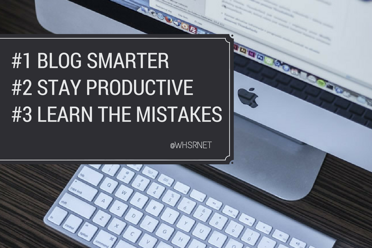 Blog intelligenter