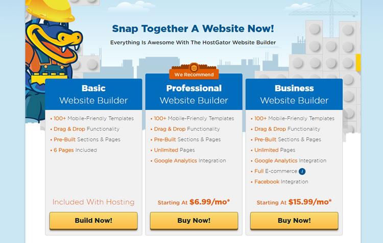 hostgator website builder - Hostgator Cloud Hosting Review: Pros & Cons, Speed TestBlue host VS Host Gator